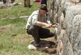 Arkeologi volontär utomlands : Peru