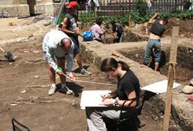 Arkeologi volontär utomlands : Rumänien