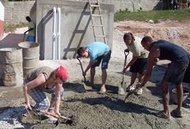 Volontär byggprojekt utomlands : Jamaica