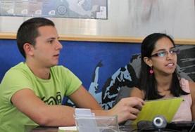 Praktisera eller volontärarbeta med internationell utveckling : Mexiko