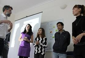Praktisera eller volontärarbeta med internationell utveckling : Vietnam