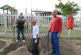 Volontärarbeta med jordbruk utomlands : Sydafrika