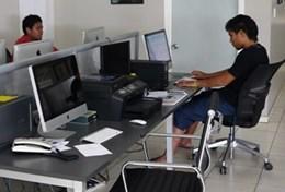 Praktik journalistik : Samoa
