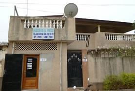 Volontär i Togo : Journalistik