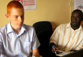 Volontär i Ghana : Juridik & mänskliga rättigheter
