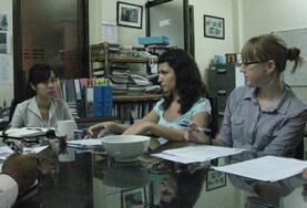 Volontär i Kambodja : Juridik & mänskliga rättigheter