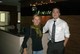 Volontär i Mongoliet : Juridik & mänskliga rättigheter