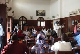 Volontär i Senegal : Juridik & mänskliga rättigheter