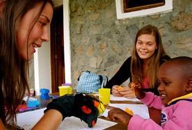 Praktik eller volontärarbete utomlands som arbetsterapeut : Tanzania
