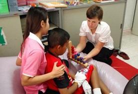 Volontär i Kambodja : Medicin & Hälsa