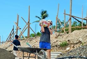 Praktik eller volontärarbete utomlands som arbetsterapeut : Filippinerna