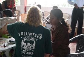 Volontär på Sri Lanka : Medicin & Hälsa