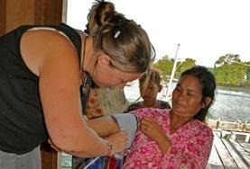 Volontärarbete och praktik utomlands inom Medicin & Hälsa : Kambodja