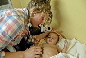 Volontärarbete och praktik utomlands inom Medicin & Hälsa : Etiopien