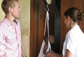 Volontärarbete och praktik utomlands inom Medicin & Hälsa : Ghana