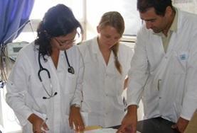 Volontärarbete och praktik utomlands inom Medicin & Hälsa : Marocko