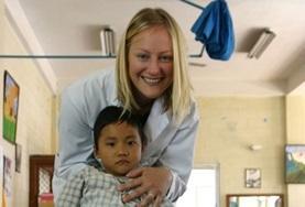 Volontärarbete och praktik utomlands inom Medicin & Hälsa : Nepal