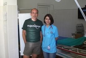 Volontärarbete och praktik utomlands inom Medicin & Hälsa : Rumänien