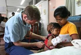 Volontärarbete och praktik utomlands inom Medicin & Hälsa : Sri Lanka