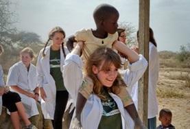 Volontär i Tanzania : Medicin & Hälsa