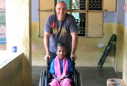 Volontär i Indien - Åk på volontärresa till Indien! : Medicin & Hälsa
