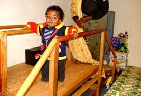 Volontärarbete eller praktik inom sjukgymnastik- fysioterapi utomlands : Etiopien