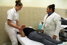 Volontärarbete eller praktik inom sjukgymnastik- fysioterapi utomlands : Mexiko