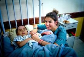 Volontärarbeta som sjuksköterska utomlands : Bolivia