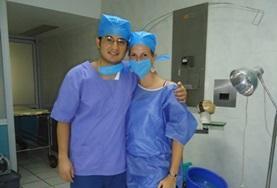 Volontärarbeta som sjuksköterska utomlands : Mexiko