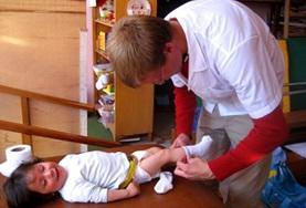 Volontärarbeta som sjuksköterska utomlands : Peru
