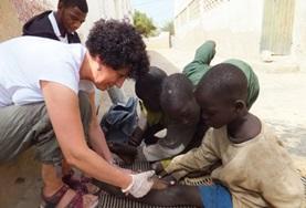 Volontär i Senegal : Medicin & Hälsa