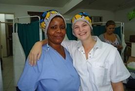 Volontärarbeta som sjuksköterska utomlands : Tanzania