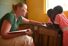 Volontärarbeta eller praktisera inom Talterapi utomlands : Ghana