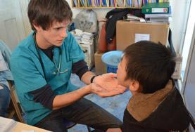 Volontärarbeta eller praktisera inom Talterapi utomlands : Marocko