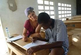 Volontärarbeta eller praktisera inom Talterapi utomlands : Togo