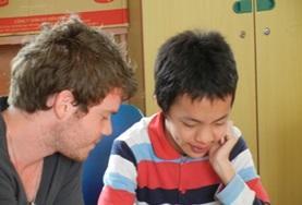 Volontärarbeta eller praktisera inom Talterapi utomlands : Vietnam