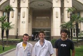 Praktik eller volontär tandläkare, tandsköterska eller tandhygienist utomlands : Kina