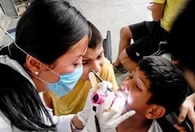 Volontär i Mexiko : Medicin & Hälsa
