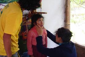 Praktik eller volontärarbete inom vård utomlands : Näringslära
