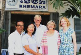 Volontär i Kambodja : Mikrofinansiering
