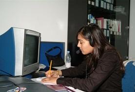 Näringsliv, praktik utomlands på företag : Kina