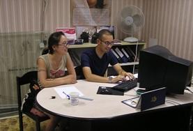 Volontär i Mongoliet : Näringsliv