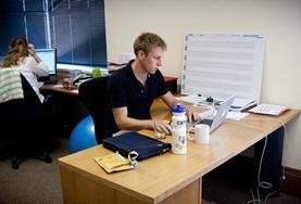 Näringsliv, praktik utomlands på företag : Sydafrika