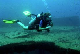 Volontärarbete Utomlands - volontär dyker