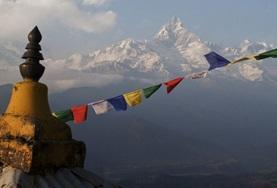 Volontär i Nepal : Natur & Miljö