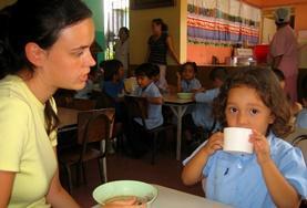 Volontär med barn, ungdomar och äldre : Costa Rica