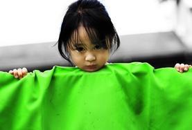 Volontär i Filippinerna : Omsorg
