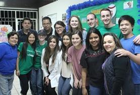 Volontär med barn, ungdomar och äldre : Mexiko