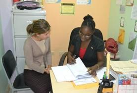 Volontärarbete Utomlands - socionompraktikant på kontor