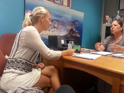praktik utomlands - journalistpraktikant i Bolivia